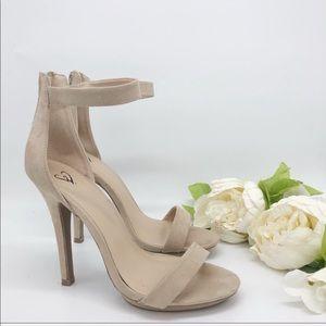 Windsor ankle strap sandals